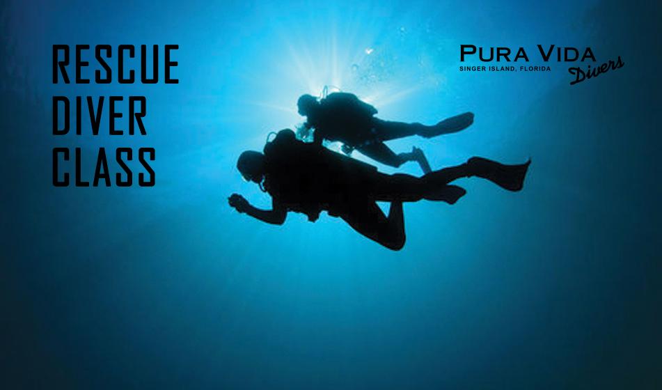 Rescue Diver Class