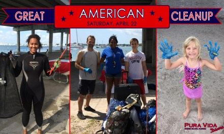 APRIL 22: GREAT AMERICAN CLEANUP