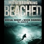 SOCIAL NIGHT: FLORIDA DIVE MYSTERY AUTHOR MICKI BROWNING