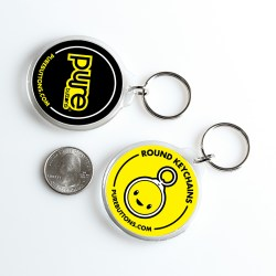 Small Of Custom Key Chains