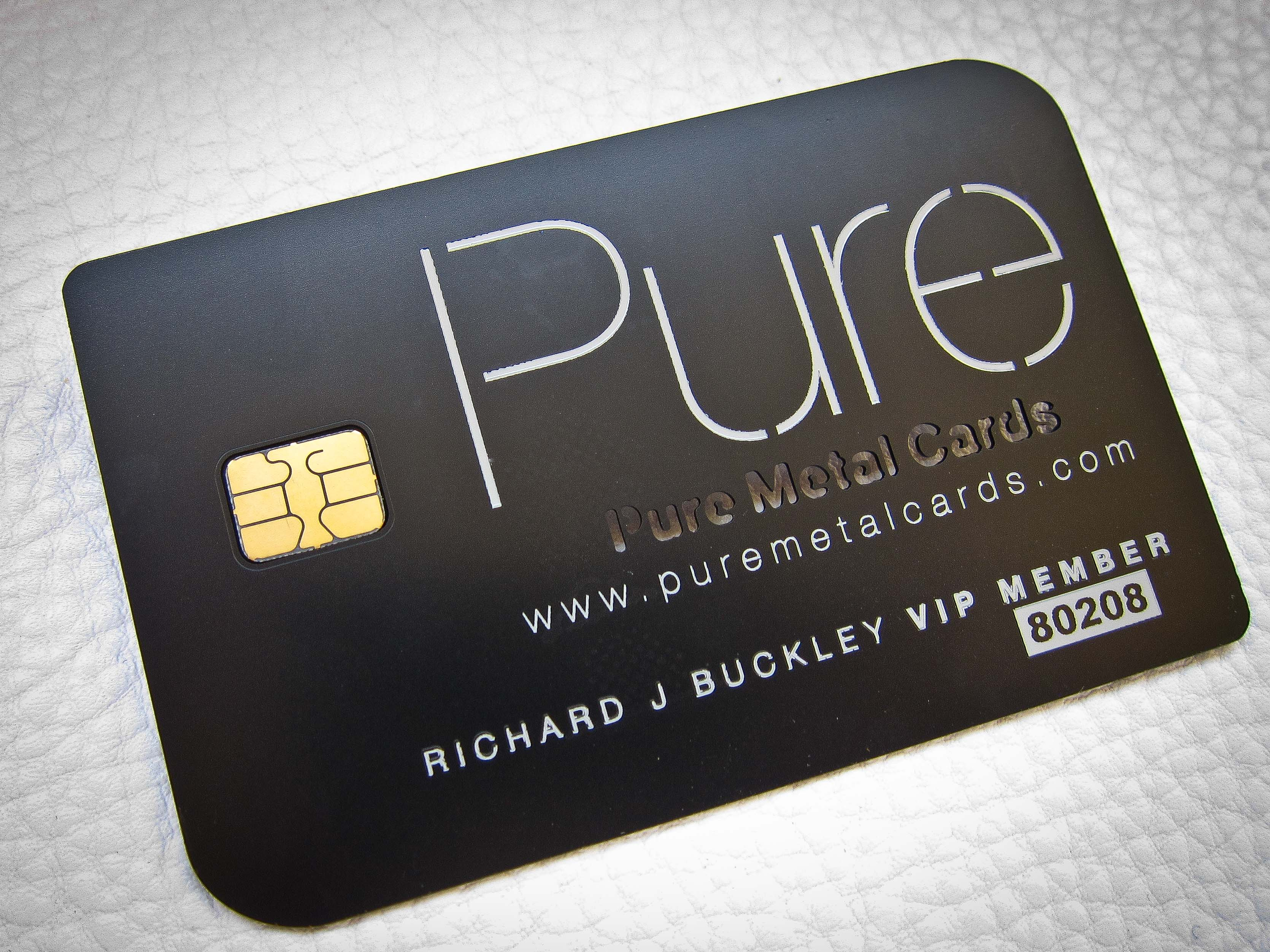 Fullsize Of Matte Business Cards