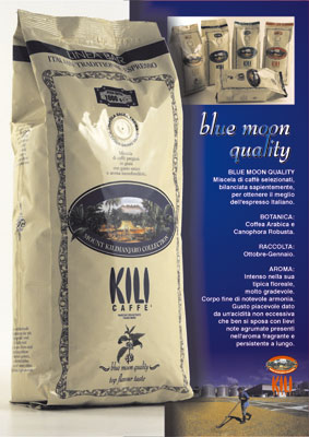 Roasted Coffee Beans (Blue Moon Top Quality)