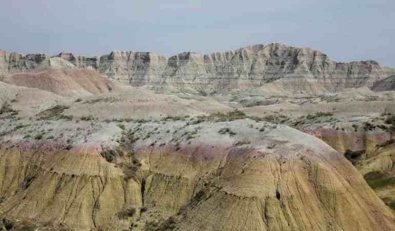 Group Travel in the Heart of South Dakota's Badlands