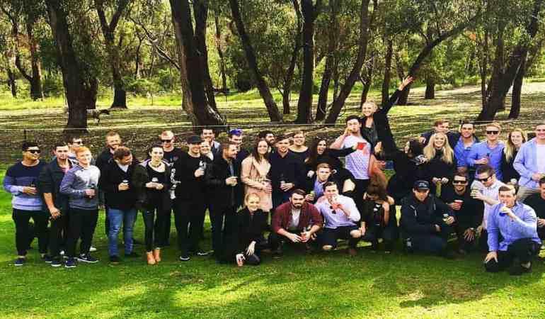 Urban Bachelor Trip: Wine Tasting All Dayin Australia