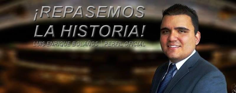 Periodista Luis Enrique Bolaños. Foto Facebook