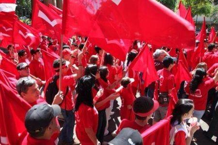 Movimiento Libertario. Costa Rica. Foto Twitter