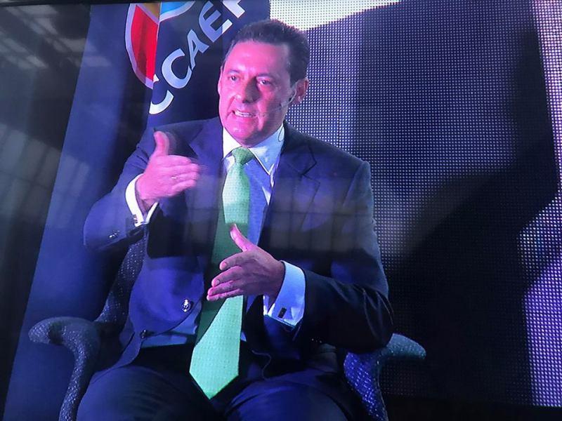 Antonio Álvarez Desanti. Foto Facebook.