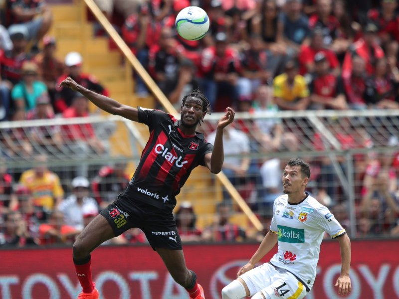 Liga Deportiva Alajuelense. Foto Twitter