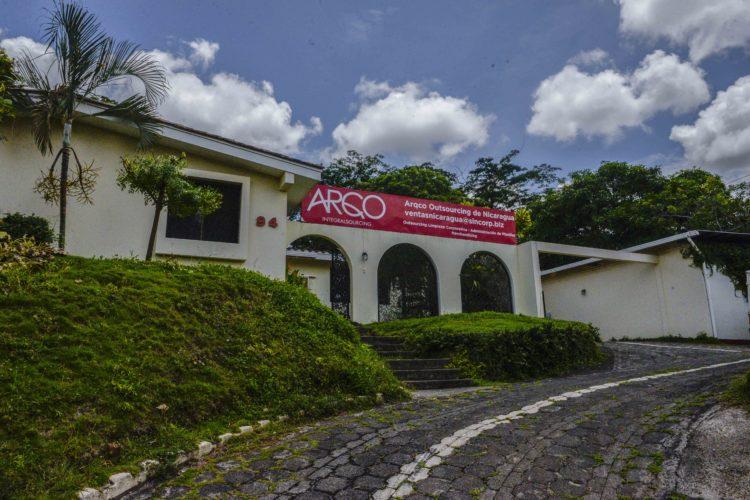 Managua, Nicaragua 08 de Agosto del 2017. Oficinas de la empresa ARCO. FOTO/LA PRENSA/Carlos Valle