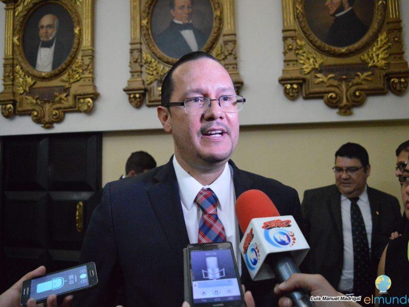 Magistrado Celso Gamboa Costa Rica