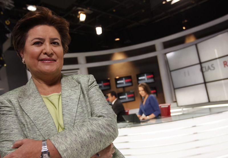 Periodista Roxana Zúñiga. Google Images