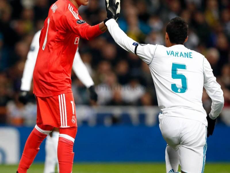 Keylor Navas. Foto Helios de la Rubia Real Madrid.com