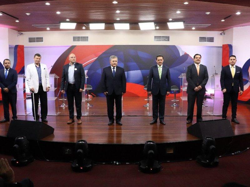 Costa Rica elecciones candidatos. Foto TSE Twitterjpg