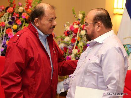 Nicaragua Ortega y Rivas. Foto gobierno de NicaraguaJPG