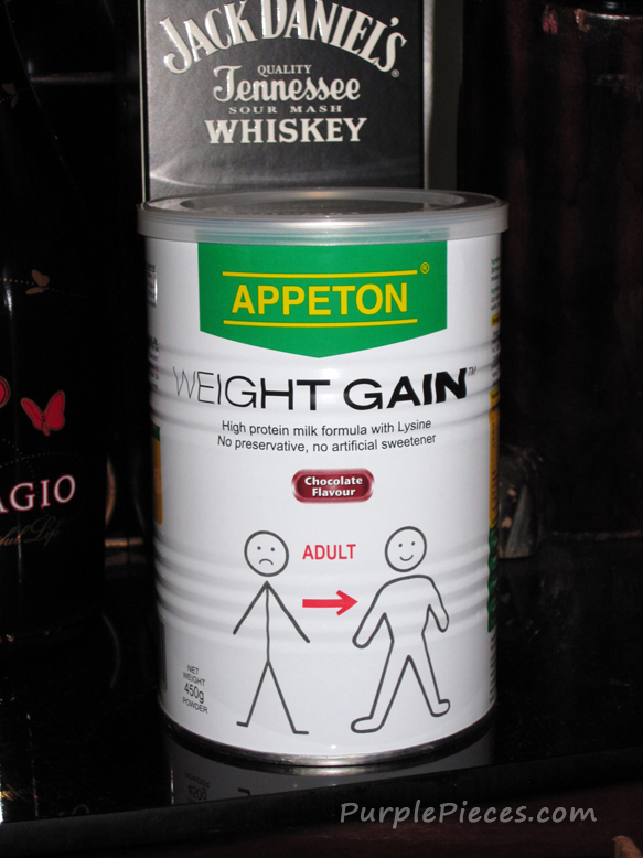 Are you Underweight? Try Appeton Weight Gain Milk
