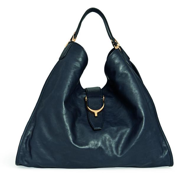Gucci Large Stirrup Bag