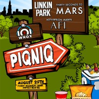 101WKQX's Piqniq Festival feat. Linkin Park, Thirty Seconds To Mars, AFI