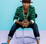 Pharrell April GQ cover