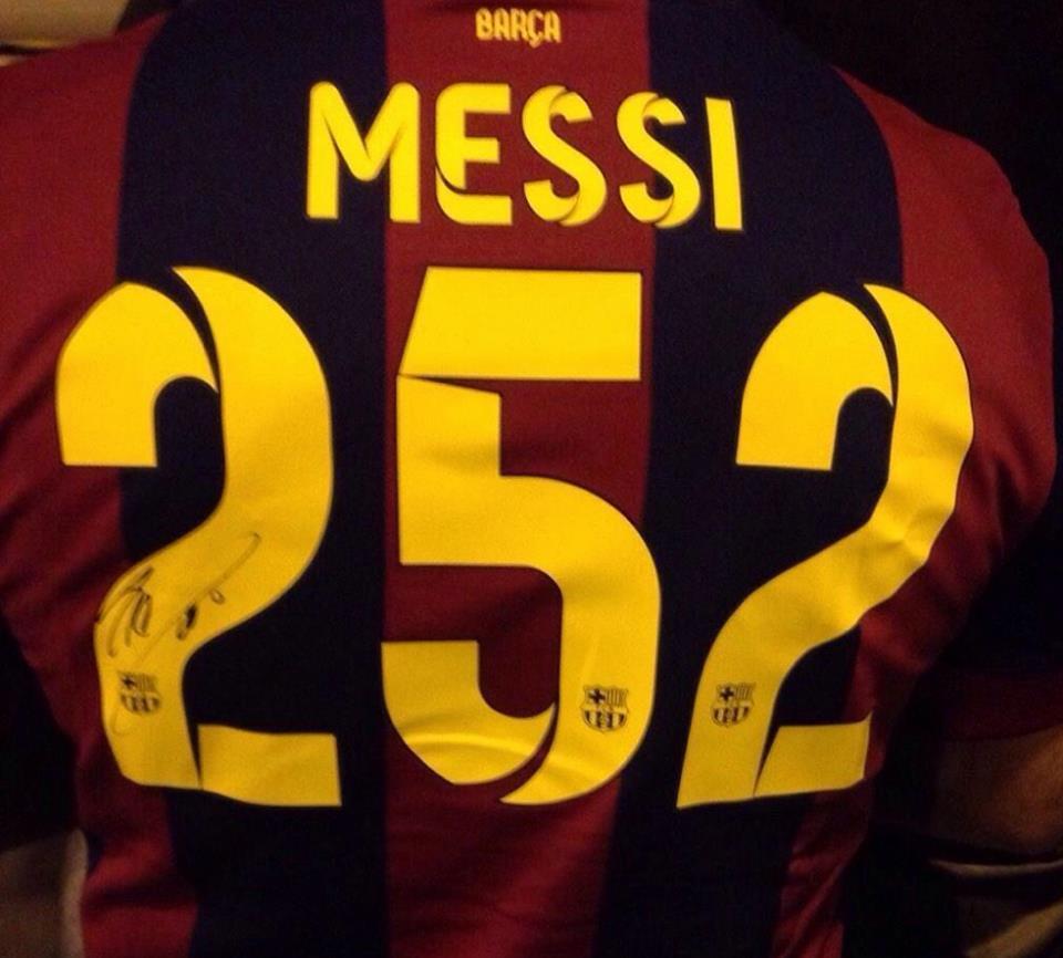 Lionel Messi Goals Record