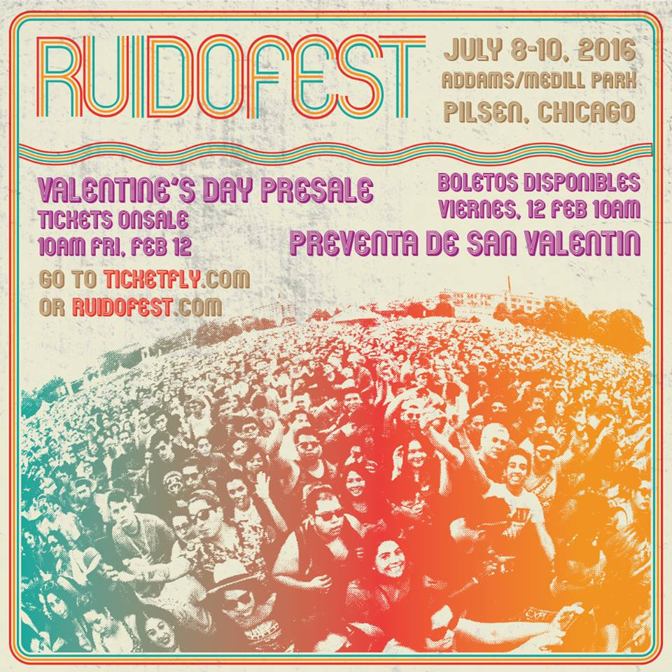 Announcement: Ruido Fest 2016 Tickets