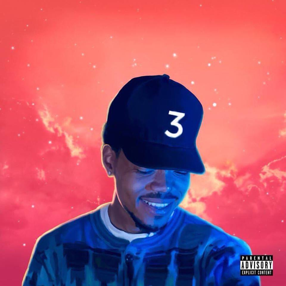 Chance The Rapper Unveils 'Chance 3' Cover Art