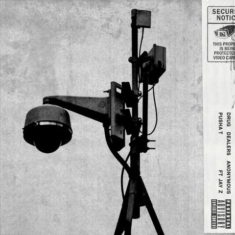 "Pusha T feat. Jay Z - ""Drug Dealers Anonymous"""