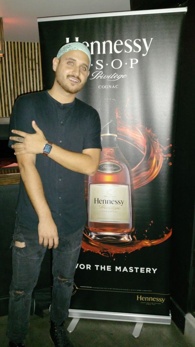 Recap: Mike Golden Is Honored With A Hennessy Privilege Toast