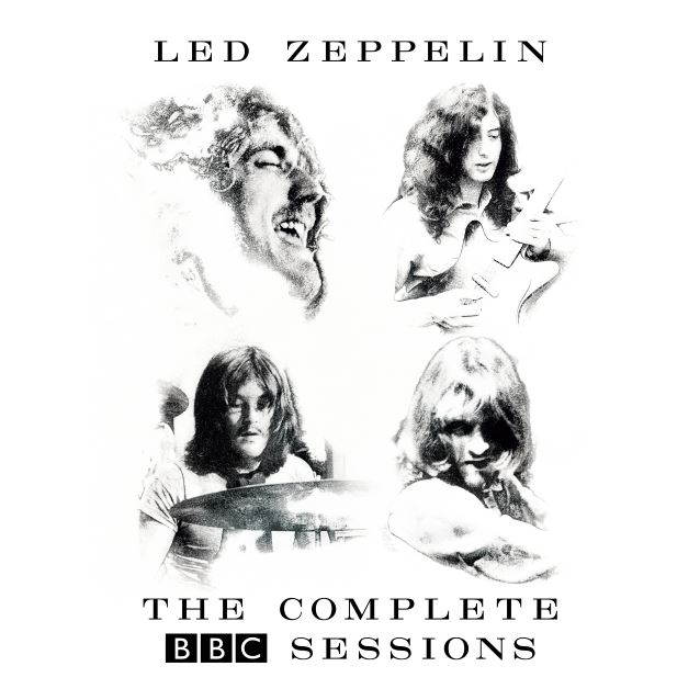 "Led Zeppelin Share Unreleased Song ""Sunshine Woman"""