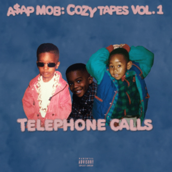 New Music: Telephone Calls - A$AP Rocky Feat. Tyler the Creator, Playboi Carti, & Yung Gleesh (Prod. by Plu2o Nash)