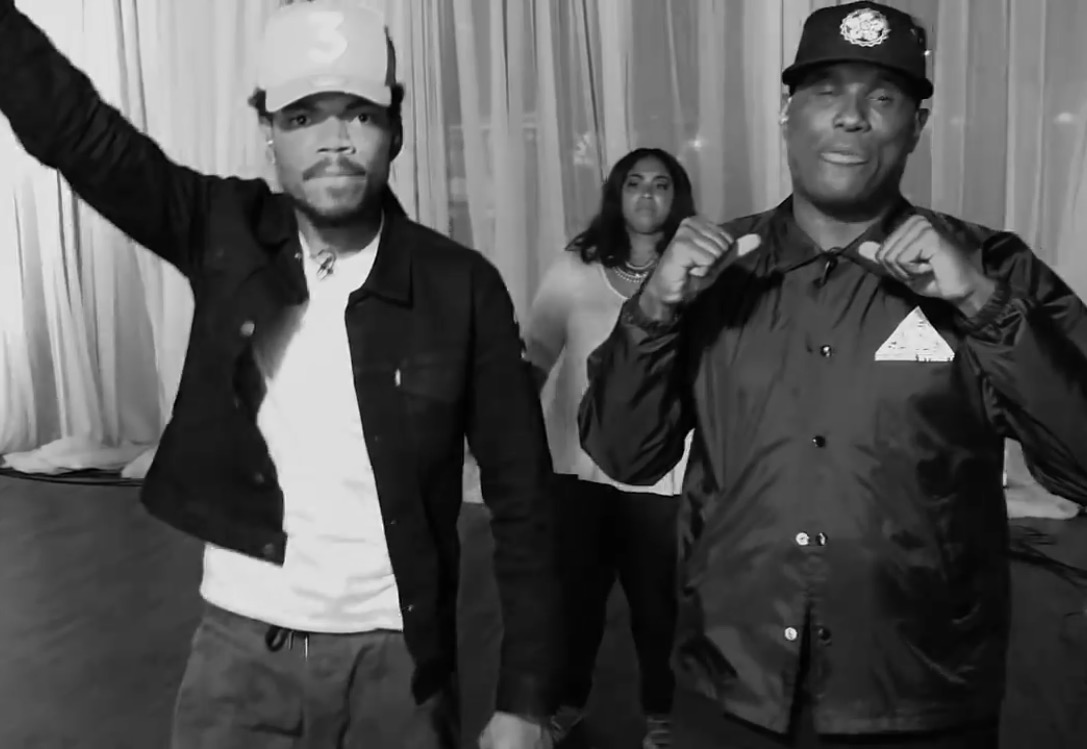 "Chance The Rapper Releases Video for ""How Great"" feat. Jay Electronica + Francis and The Lights"
