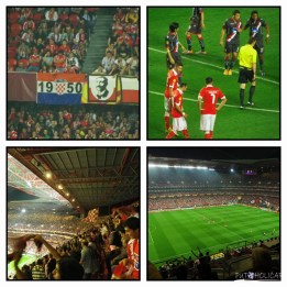 Benfica - Braga - UEFA Europa League semi-final