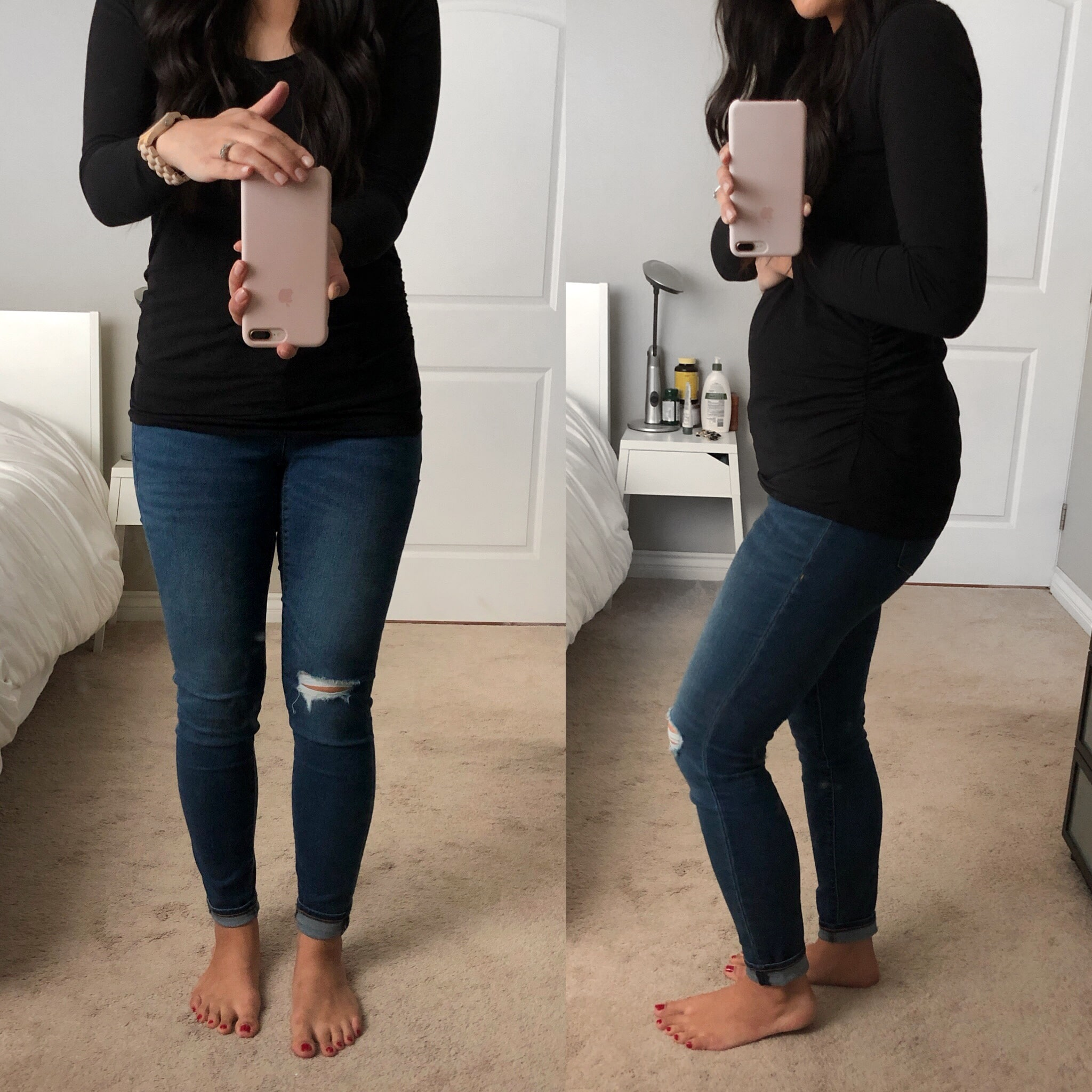 Pretentious Early Pregnancy Maternity Jeans Canada Maternity Jeans Distressed Black Tee Maternity Skinnies Black Maternity Clos Reviews Dresses Maternity Jeans baby Best Maternity Jeans