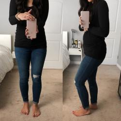 Small Crop Of Best Maternity Jeans