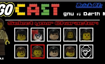 New Banner Legocast Brick 01