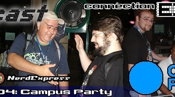 Lagcast EXTRA - DROPS Campus Party 04 (Banner)