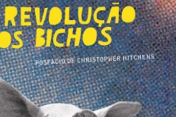 A revolução do bichos - capa