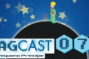 LAGCAST 74 - O Pequeno Principe (banner)