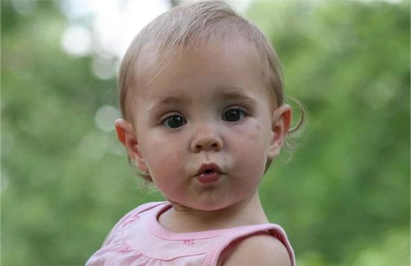 Next Generation Gerber Baby?