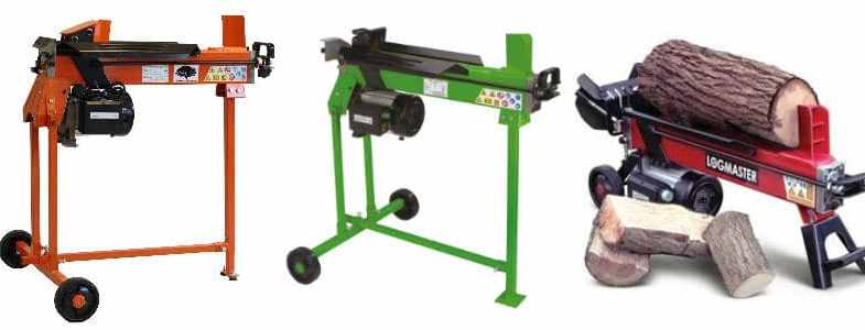 Log splitter reviews –  The best Log splitters compared