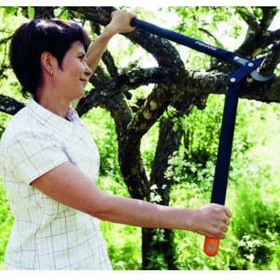 fiskars powergear bypass loppers review