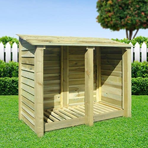Cottesmore 4ft log store review