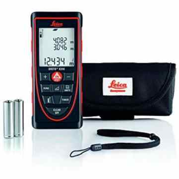 Leica 790656 Disto X310 Laser Distance Measure review