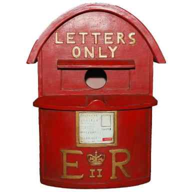 Letterbox birdbox
