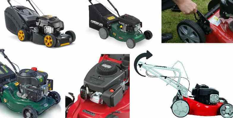Best petrol lawn mower – 6 top models reviewed & compared