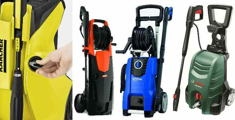 Best Pressure Washer – Top 7 Models Reviewed & Compared