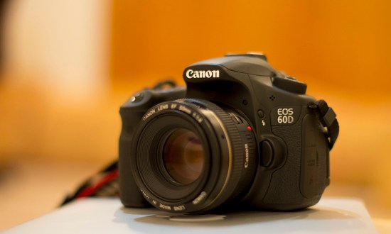 كامرتي الجديدة  EOS Canon 60D