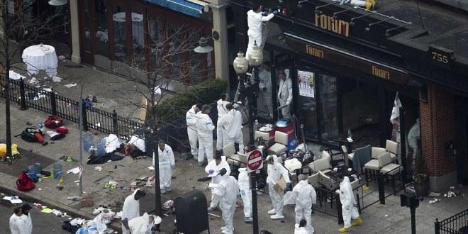 بالصور: هكذا استطاع الـ FBI التوصل إلي المشتبه بهم بتفجيرات بوسطن !!