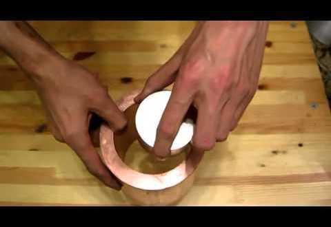فيديو: تجربة ستدهشك باستخدام قطعه مغناطيس ونحاس