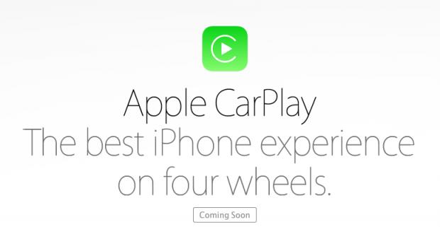 ابل تطلق خاصية CarPlay .. لكي يتوافق الايفون مع شاشات السيارات