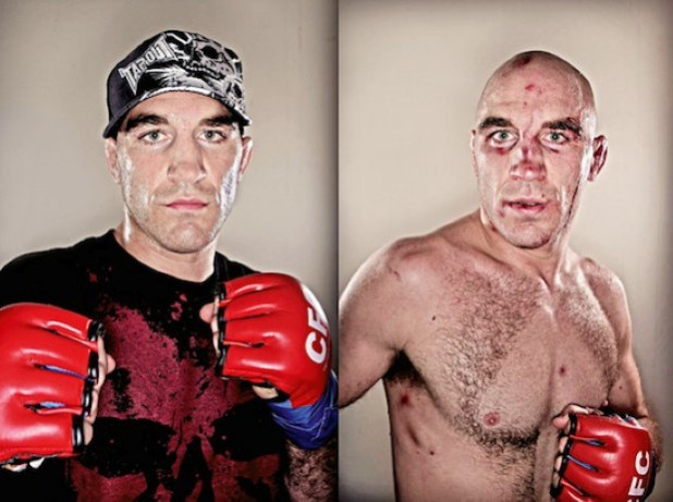 Blood and Honour: Middleweight Brian Ebersole